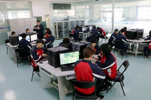 河北商贸学校电子商务3+2大专2019年招生简章