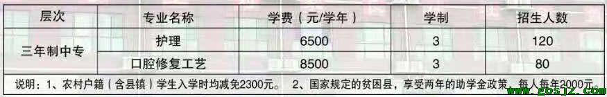 石家庄白求恩医学中等专业学校春季招生简章.png