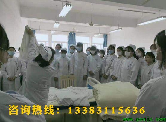 石家庄冀联医学院护士实训课.jpg